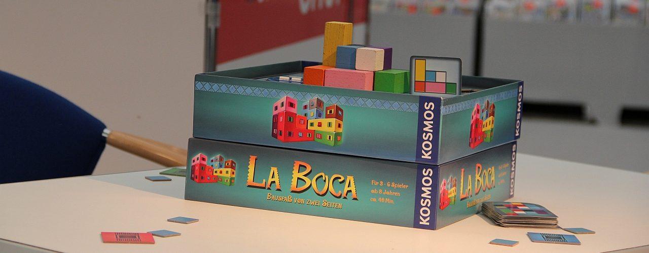 Spiele vorgestellt